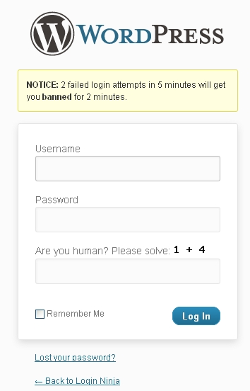 Best WordPress Plugin To Add Captcha To Login, Register Form